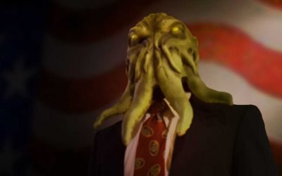 Cthulhu Announces Candidacy for President of the United States of America