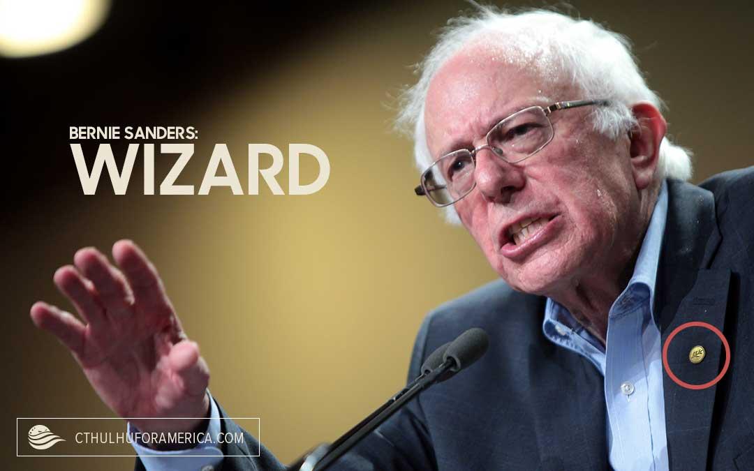 EXCLUSIVE: Bernie Sanders is a Wizard