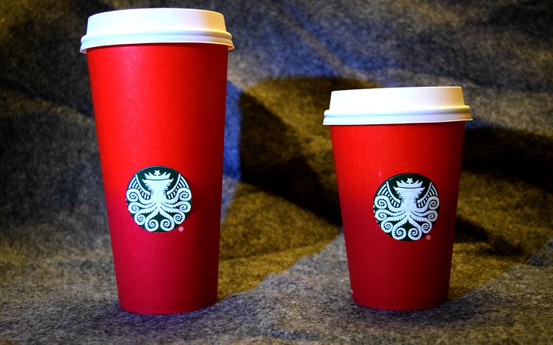 Minnesota Cultists Protest Starbucks' War on Saturnalia