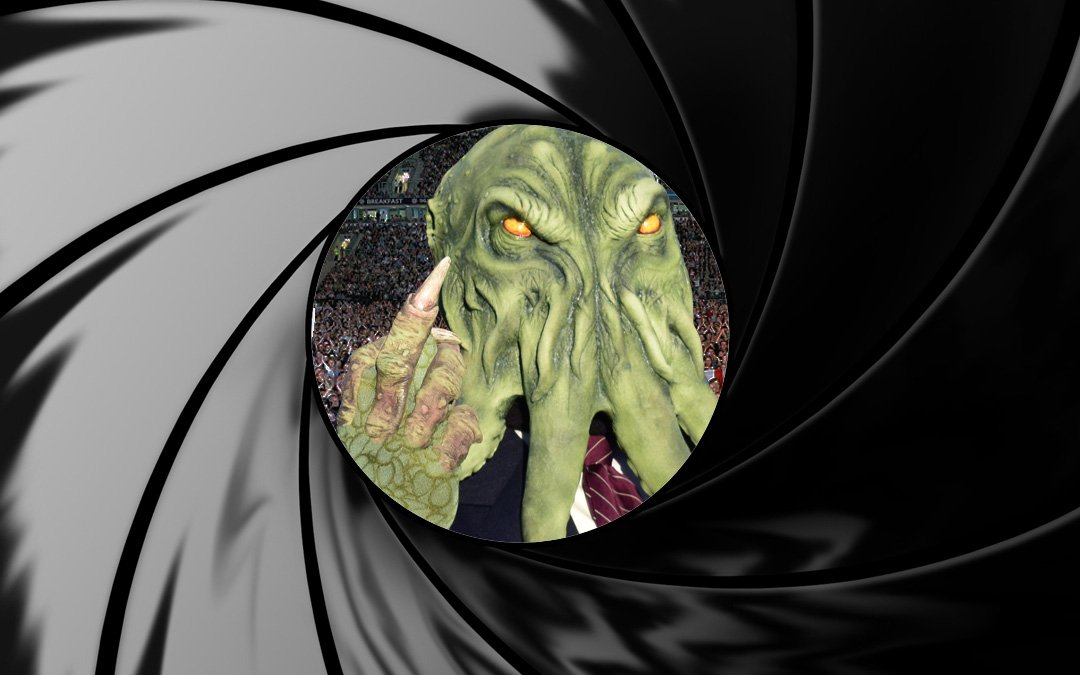 I, Cthulhu, do not endorse Donald Trump