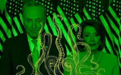 Cthulhu Enters Democratic Primary, Summoned by Pelosi, Schumer