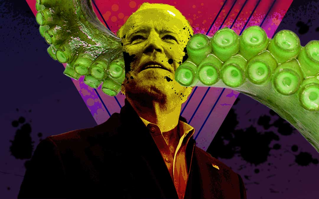 Report: Cthulhu Offers VP Slot to Addled Joe Biden