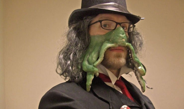 Cthulhu For President Costume by ThomasJGreen