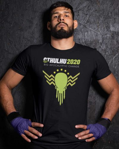 Cthulhu for President 2020 Supporter Tee