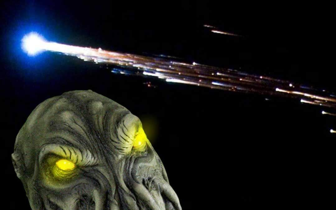 China Dumps Space Trash on R'lyeh, Draws Cthulhu's Ire