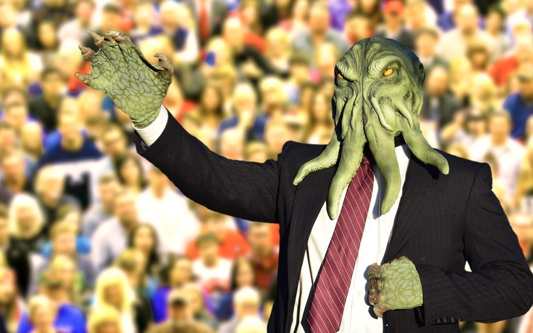 Cthulhu Nominated for the Nobel Peace Prize