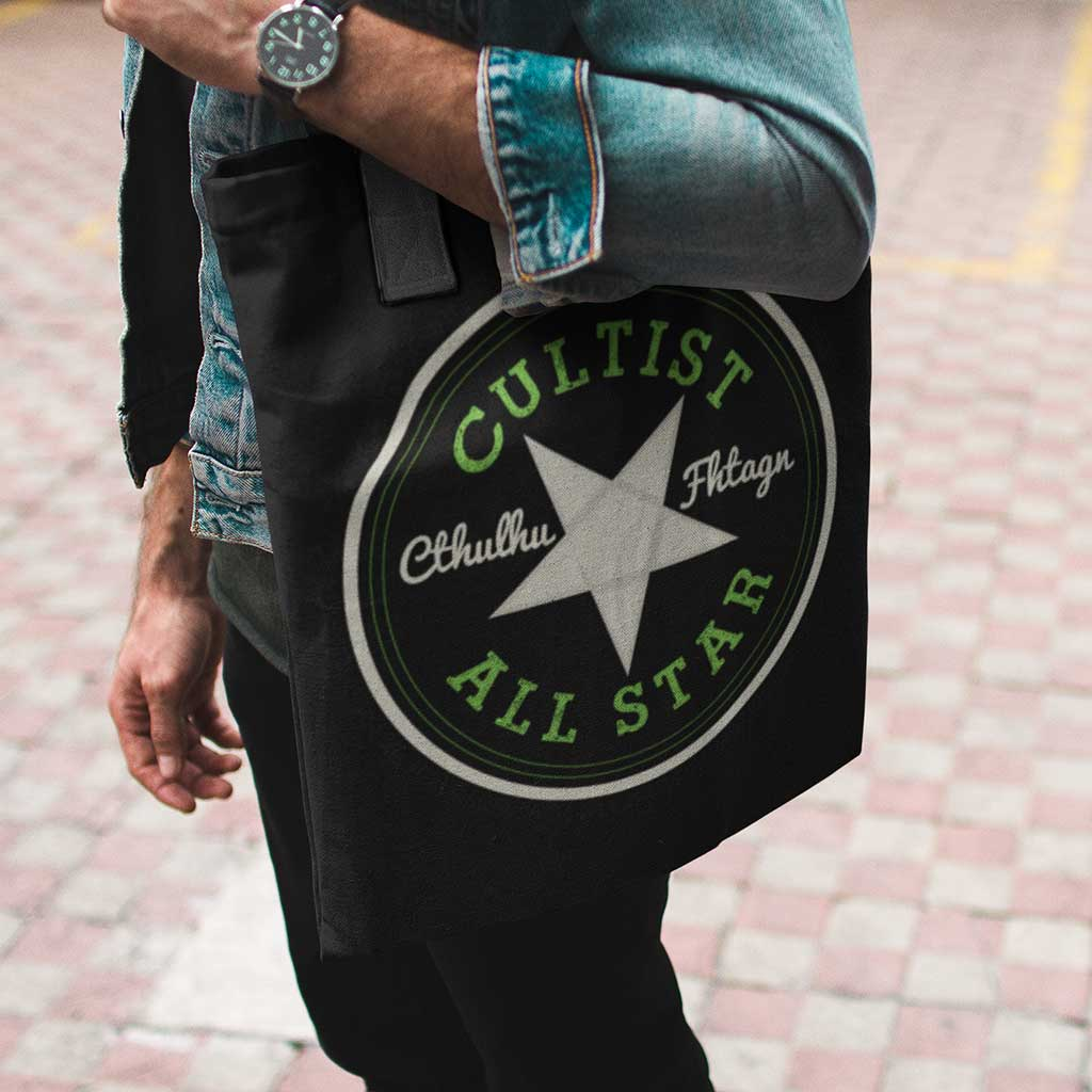 Cultist All Star Tote Bag