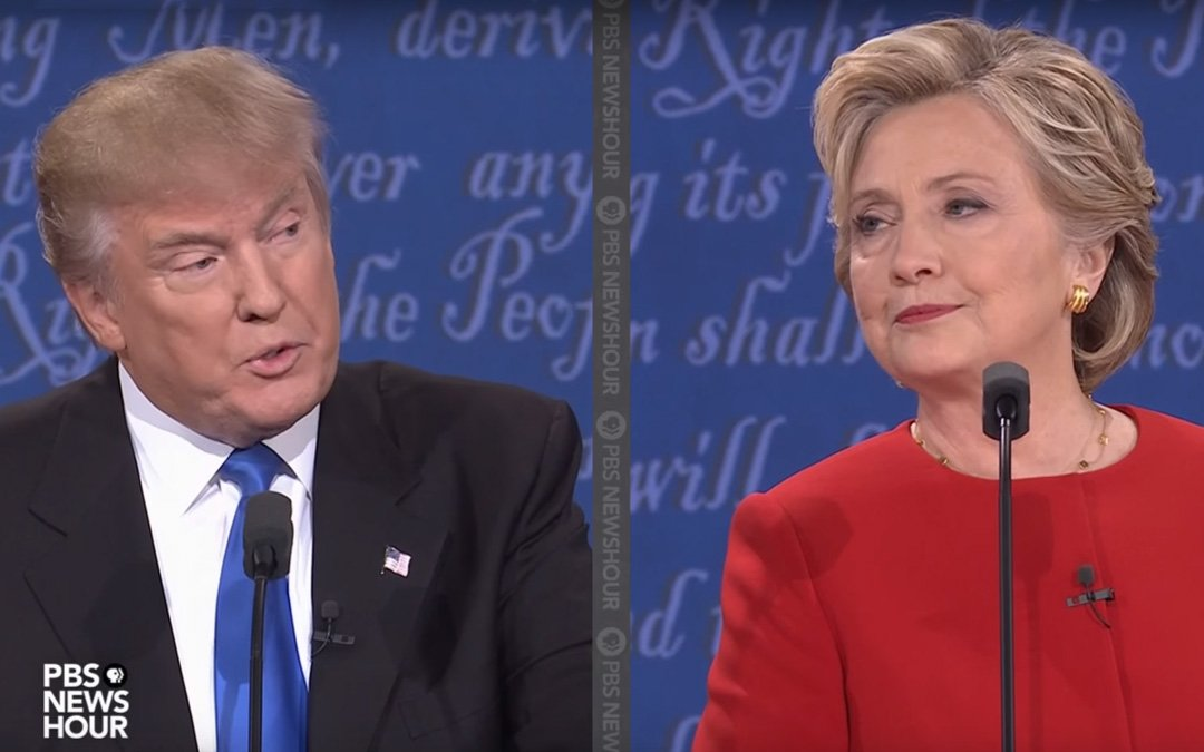 America lost the first debate, hands down