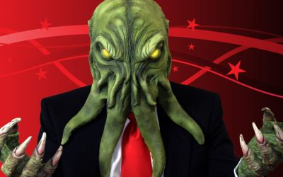 Bobby Rich: For annihilists, a protest vote against Cthulhu isn't the answer