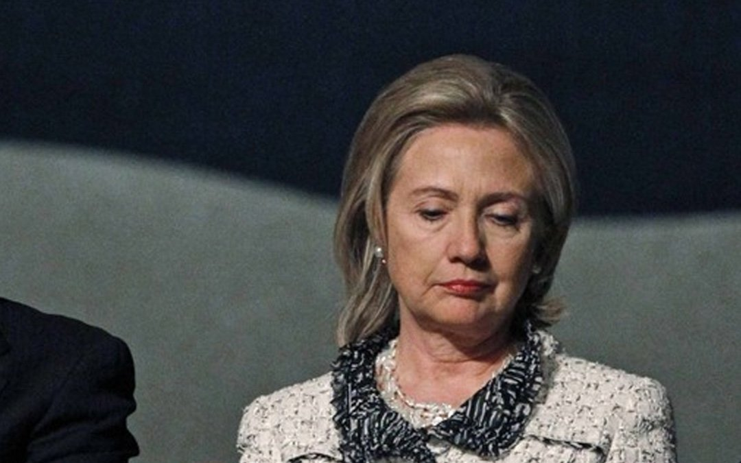 Hillary suspends campaign; endorses Cthulhu for president