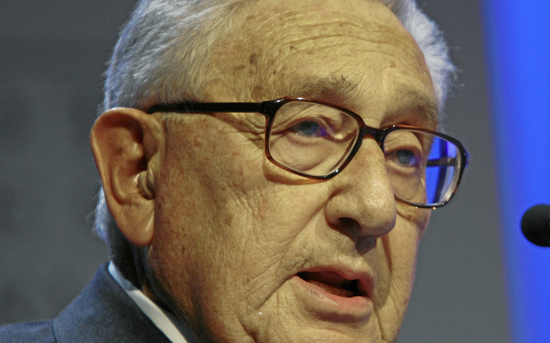 Kissinger remains loyal to Cthulhu