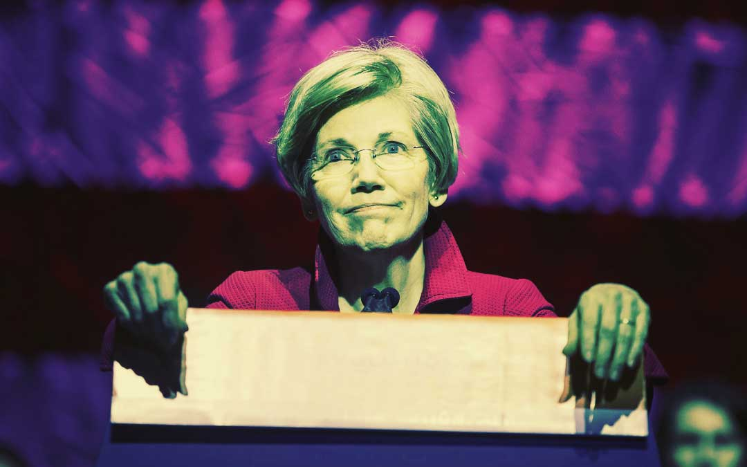 Innsmouth Nation Offers Larger DNA Heritage to Senator Warren
