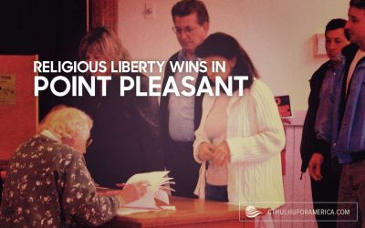 Religious Liberty Wins in Point Pleasant