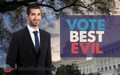 Voting for the Best Evil